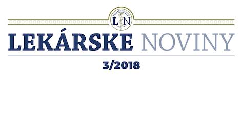 Január 2018: Lekárske noviny