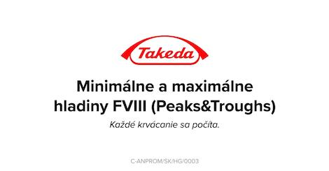 Dr. Pal Holme: Minimálne a maximálne hladiny FVIII (Peaks & Troughs)