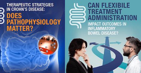 Strategie liečby Crohnovej choroby